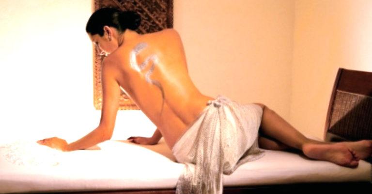 masaj anticelulitic ieftin și bun