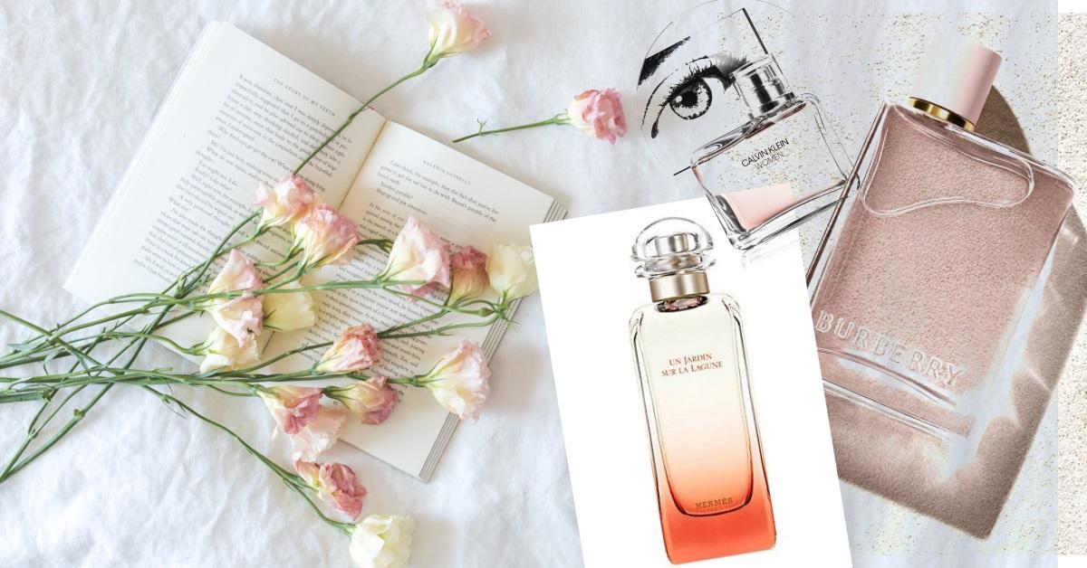 parfumuri de primăvară lansate anul acesta cu arome floral-fructate de sezon cald