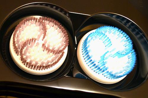 perii de exfoliere ale epilatorului Braun Silk-epil Wet_Dry Skin Spa_seria 9_review