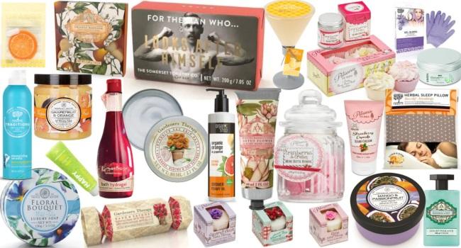 cosmetice la preț mic de oferit cadou pentru femei și bărbați