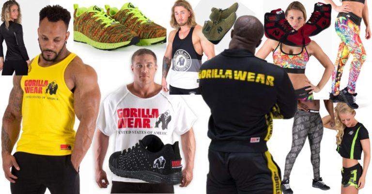 haine de fitness și pentru sportivi în sala de forță Gorilla Wear_pentru femei și bărbați