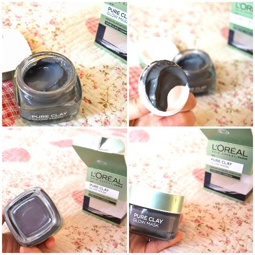 mască pentru ten LOreal Paris Pure Clay cu cărbune și 3 tipuri de argile_review și păreri după utilizare