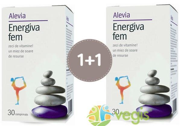 pachet de complex de vitamine și minerale pentru piele Alevia