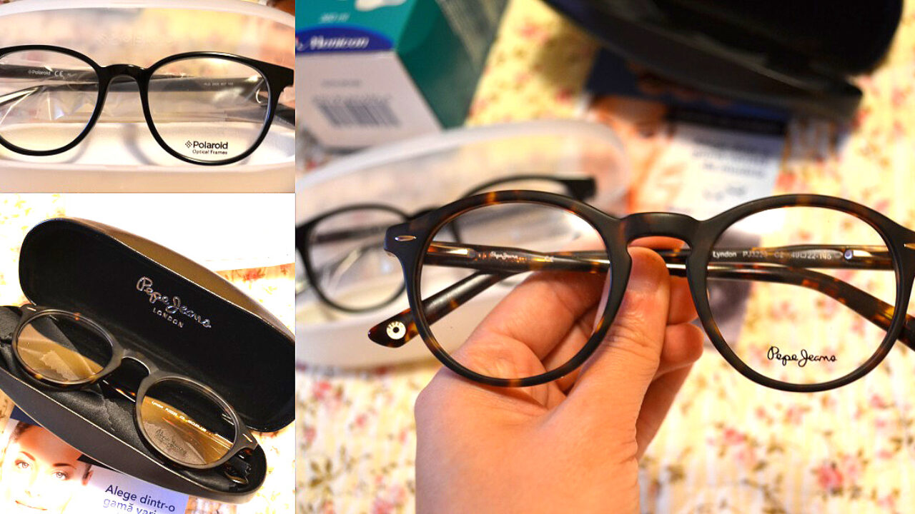 ochelarii nu sunt pentru vedere)
