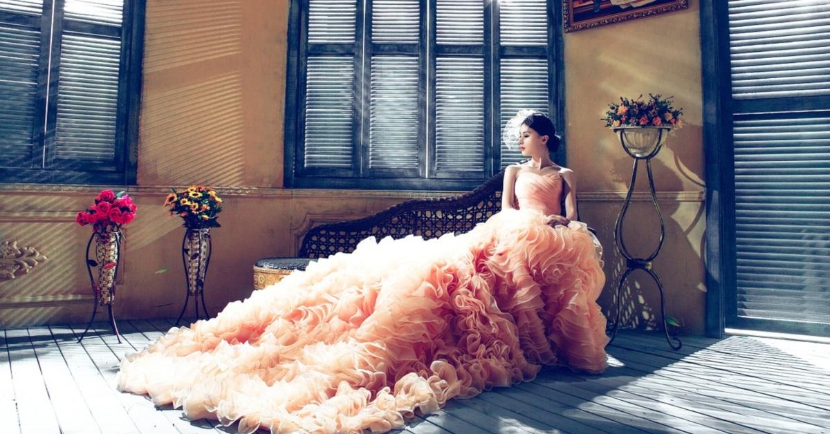 rochii de mireasă în trend anul acesta