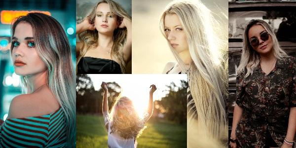 șuvițele blond-argintii pe păr brunet sau șaten_trendy în acest moment