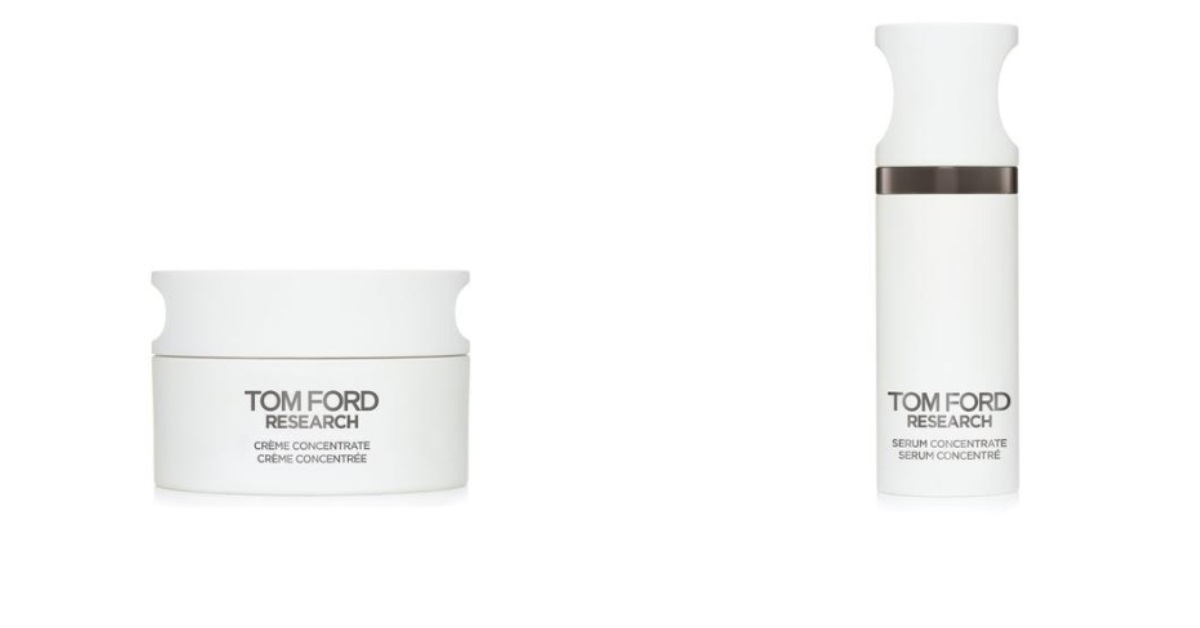 Tom Ford Research pentru îngrijirea pielii - noua linie de cosmetice de high-end de la Tom Ford