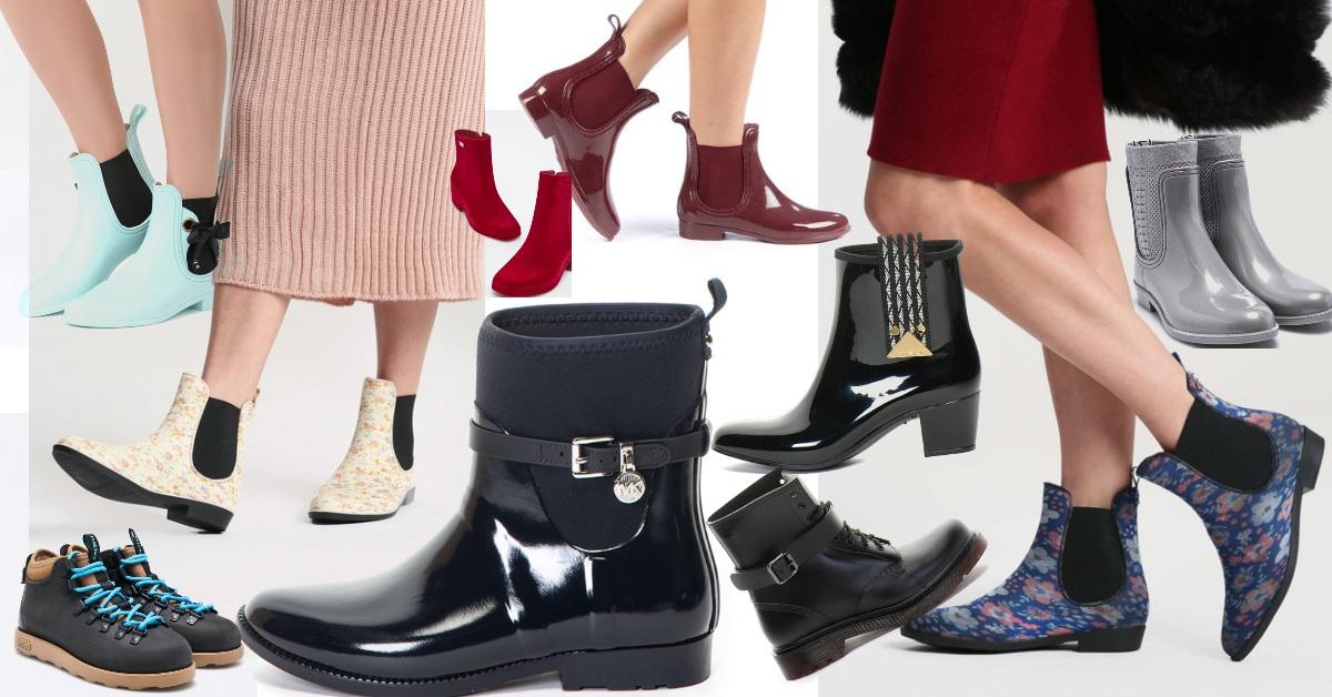 cele mai drăguțe cizme din cauciuc pentru ploaie