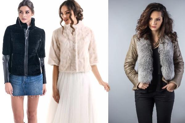 haine de blană și cu blană pentru toamnă