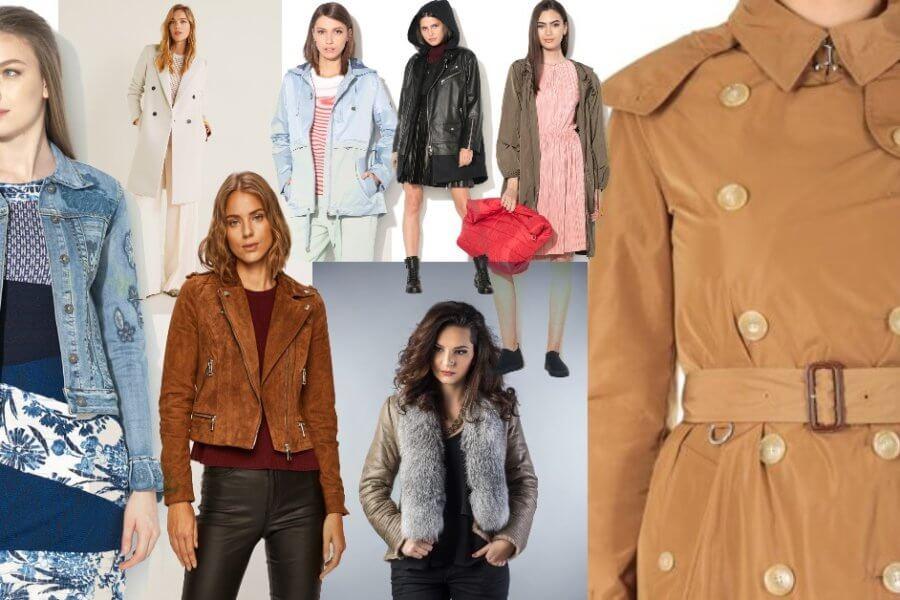 tipuri de jachete de toamnă