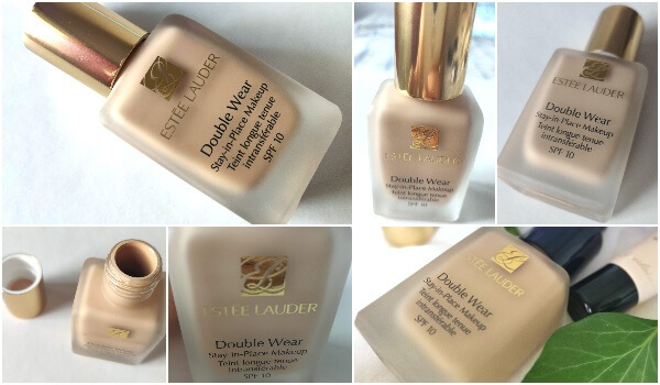 fond de ten estee lauder double wear stay in place cu spf 10_review cu foto