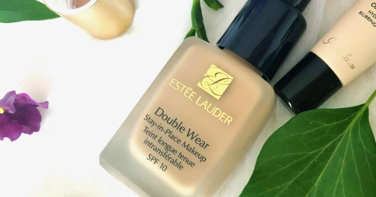 fond de ten estee lauder double wear stay in place review