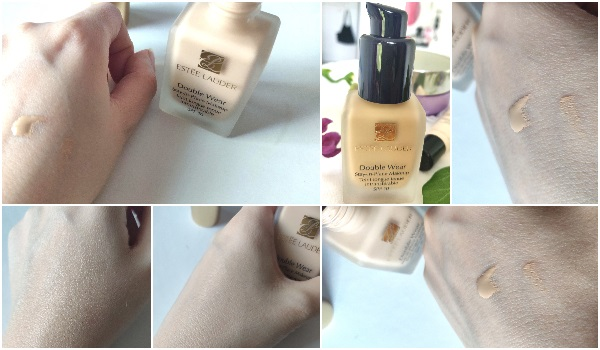 fond de ten nuanța 1N2 Estee Lauder Double Wear Stay in Place_swatch