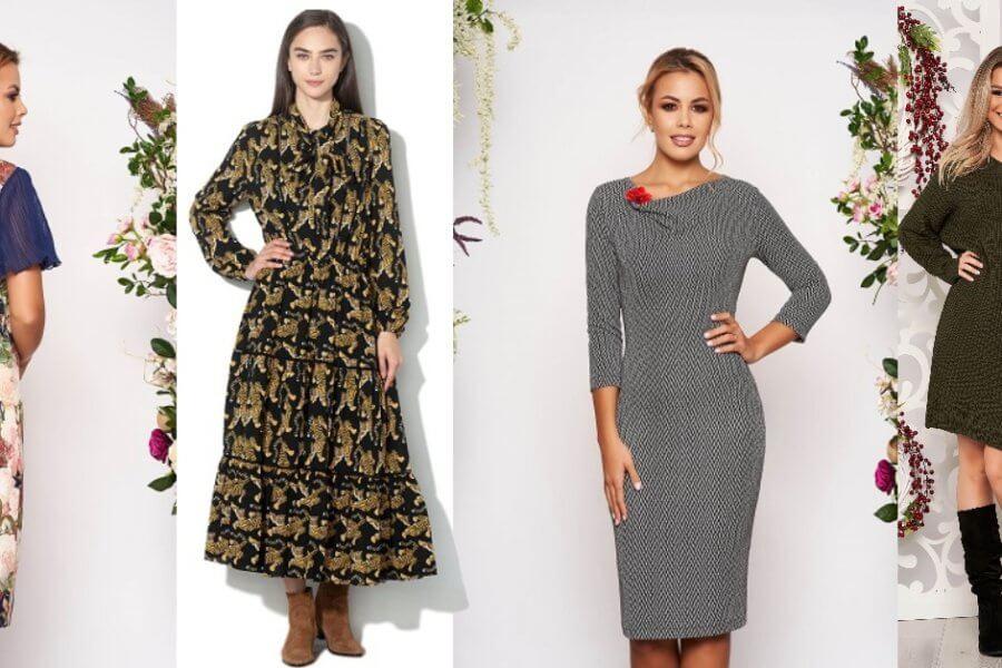 rochii midi_cum le porți