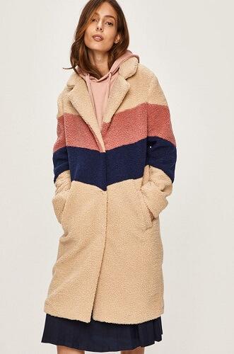 teddy coat lung din pluș oversize în 3 culori