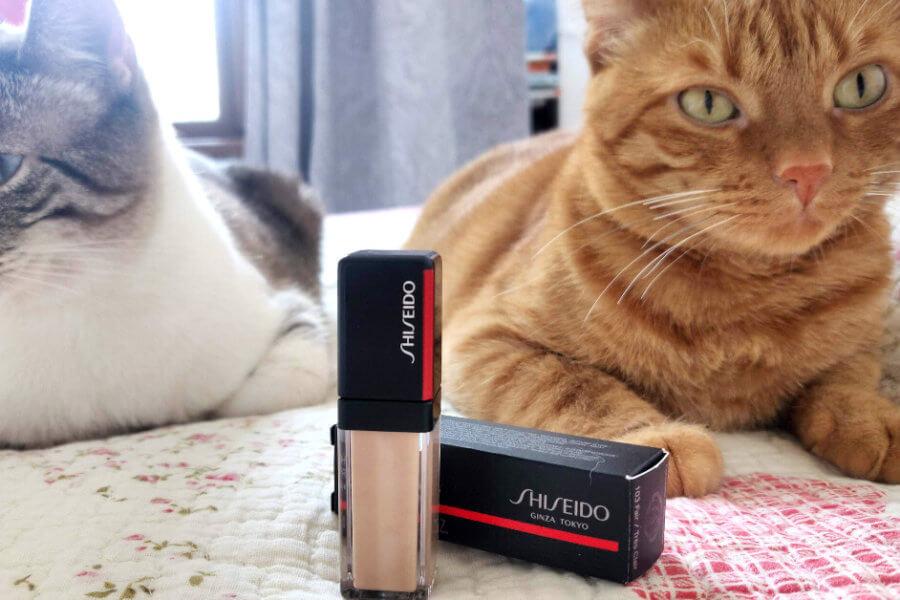 concealer Shiseido Synchro Skin Self-Refreshing review și păreri după testare