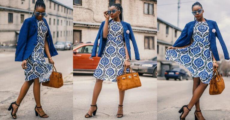 cum porți albastrul regal cu alb_ținute inspirate de pe Instagram