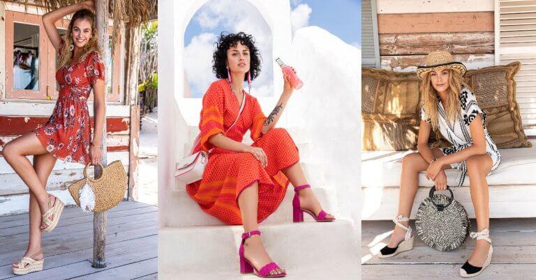 modele de sandale pentru vara aceasta la prețuri convenabile și la reducere