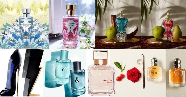 parfumuri în duo pentru cupluri