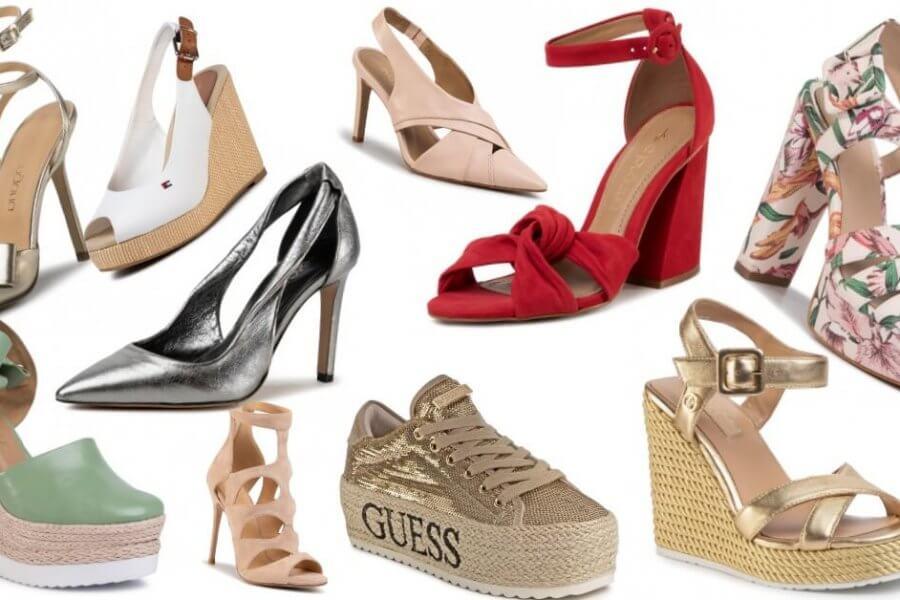 sandale și pantofi de firmă - modele care se poartă vara asta
