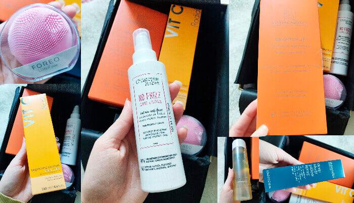 Royal Beauty Box de la Look Fantastic unpacking ce produse de lux conține