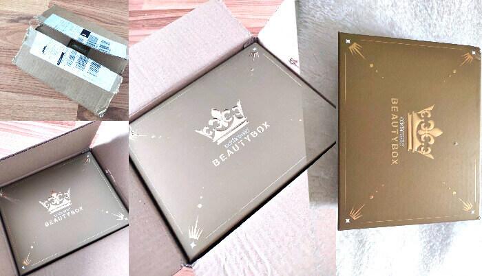 Royal Beauty Box de la Look Fantastic