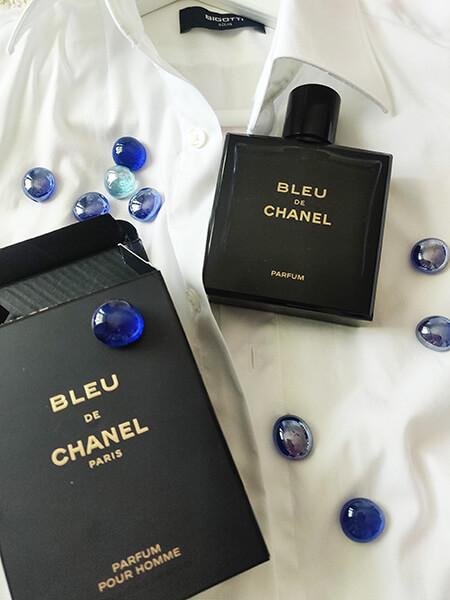 cum mi se pare Bleu de Chanel le Parfum pentru bărbați