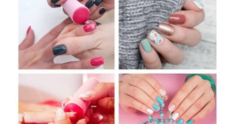 cum să folosești ștampila de unghii în manichiură_tehnica potrivită