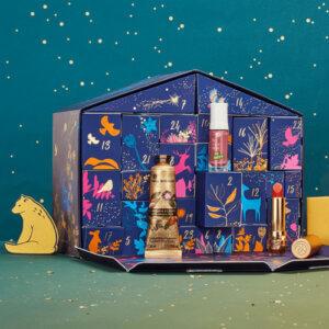 calendar de Advent cu cosmetice Yves Rocher