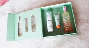 Pachet tip cadou de Crăciun Caudalie Beauty Elixir Christmas Set The Beauty Essentials(1)