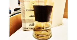 apă de parfum Touch by Burberry