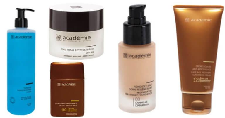 brandul de cosmetice profesionale de la Académie