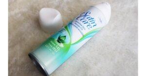 gel de ras Gilette Satin Care Sensitive Skin cu aloe vera pentru piele sensibilă