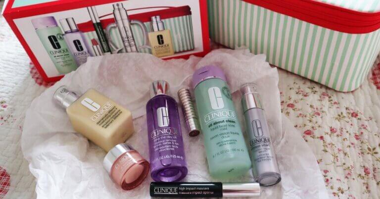 pachet de cosmetice Best of Clinique set
