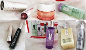 pachet de cosmetice Best of Clinique set_produse cosmetice pe care le conține