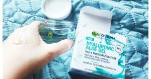 Cremă-gel hidratantă Garnier Skin Naturals Hyaluronic Aloe Jelly review