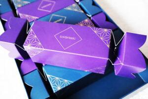 beauty box cosmetice și makeup Look Fantastic Christimas Crackers_cum sunt cutiile din interior