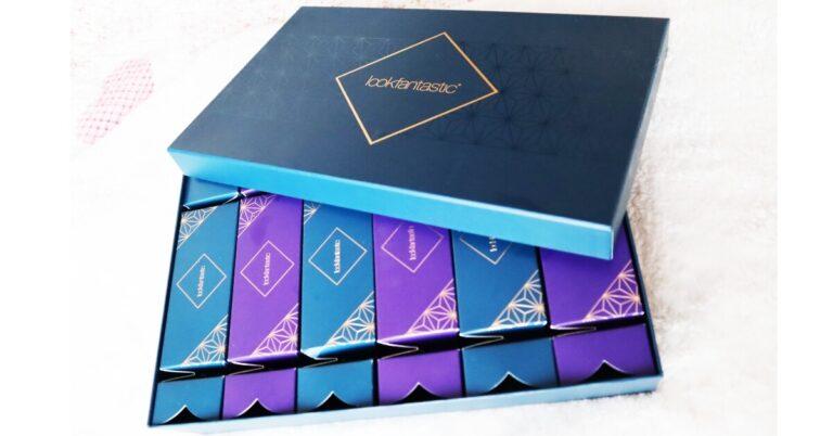 beauty box cosmetice și makeup Look Fantastic Christimas Crackers_unpacking