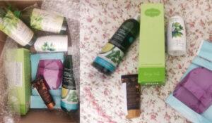 comanda online cosmetice de la Bottega Verde