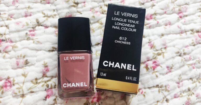 lac de unghii Chanel Le Vernis Longue Tenue_review și păreri
