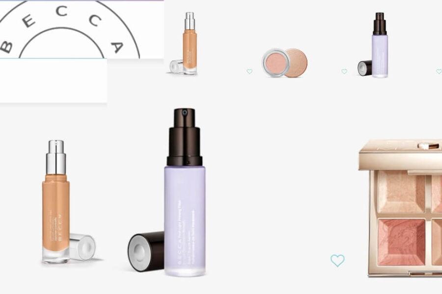 becca cosmetics se închide