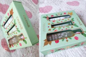 pachet de cosmetice Caudalie Essentiels de Beaute_review