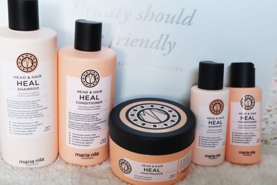 gama Heal Head & Hair Maria Nila Stockholm_review