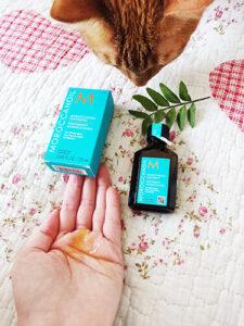 uleiul de păr tratament Moroccanoil Treatment_formulă bogată pe bază de ulei de argan multiefect