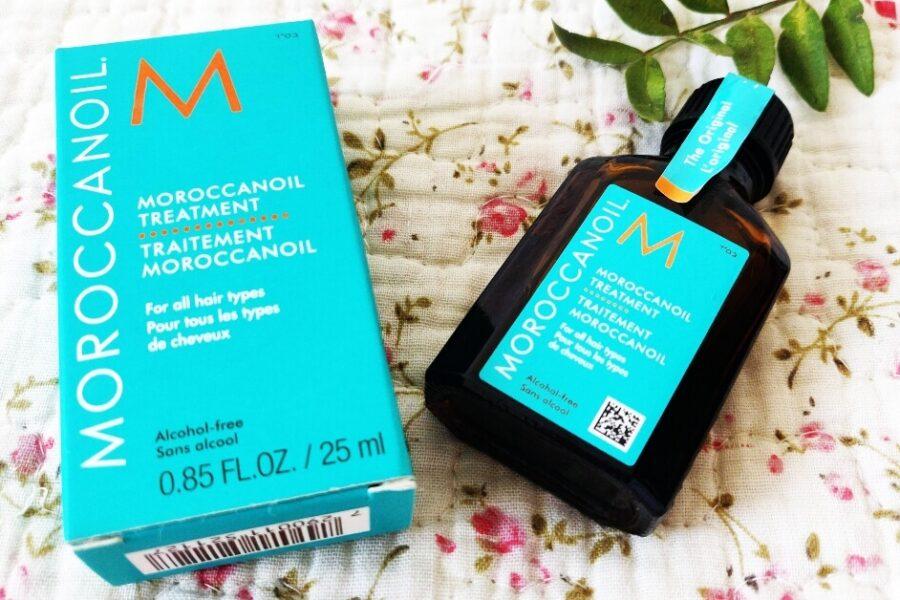 uleiul de păr tratament Moroccanoil Treatment_părerea și experiența mea_review
