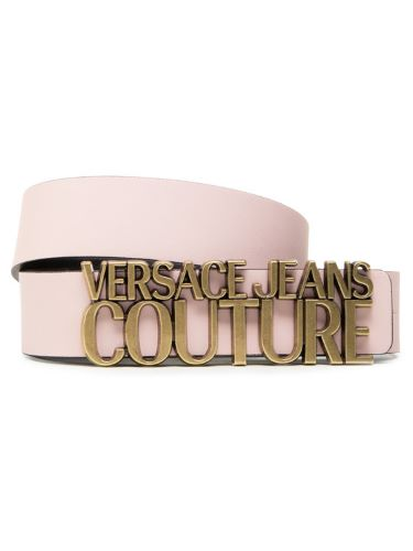 curea Versace cu logo semnătură