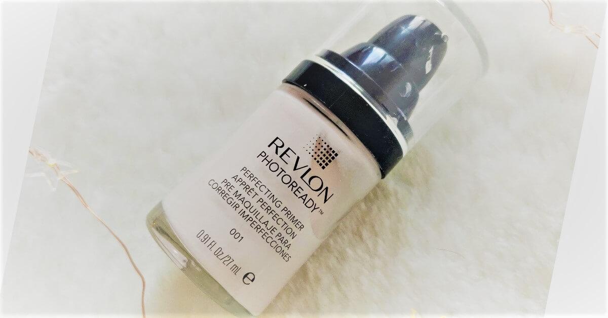primer Revlon Photoready Perfecting_review