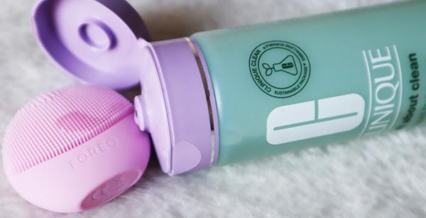 gel de curățare Clinique All About Clean Liquid Facial Soap Mild_review