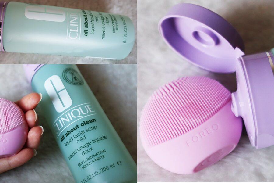 gel de curățare Clinique All About Clean Liquid Facial Soap Mild_ten uscat spre mixt_review