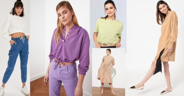 haine cu șnururi și șireturi sau panglici